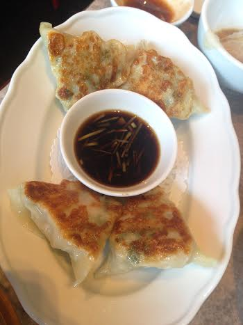 Chicken Pot Stickers $8