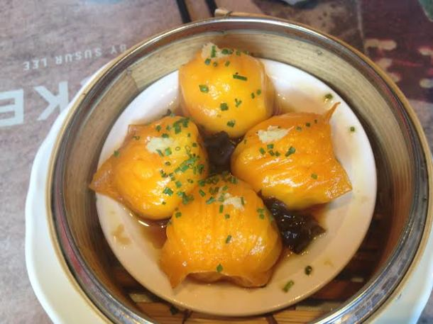 Har Gow (Shrimp Dumpling) $9