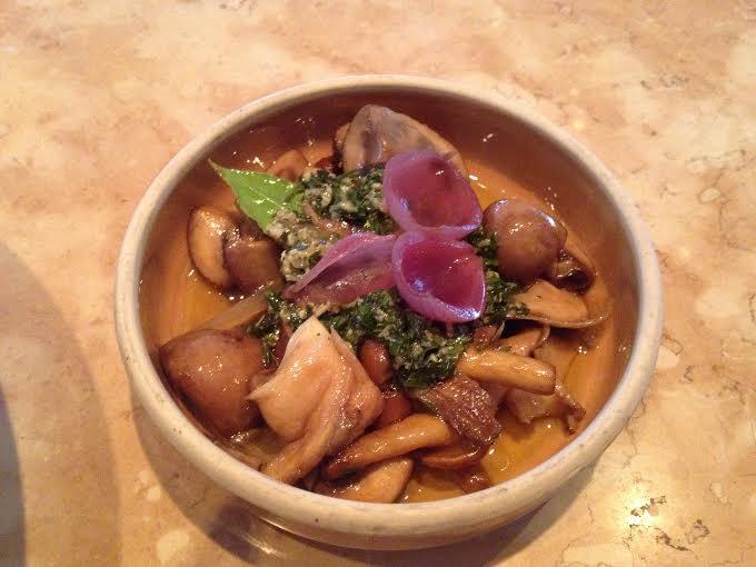 Marinated Mushrooms $7