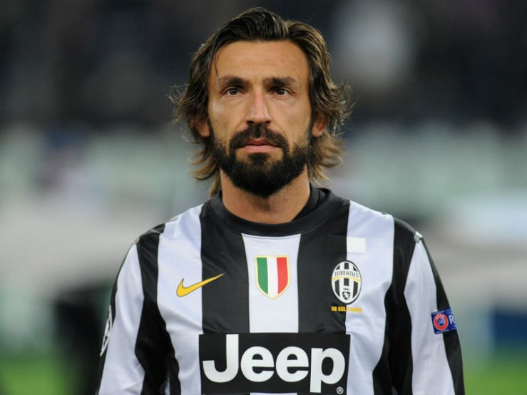 Andrea Pirlo. The coolest cat in football?