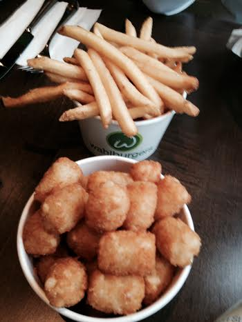 Fries and Tater Tots $3.50 each