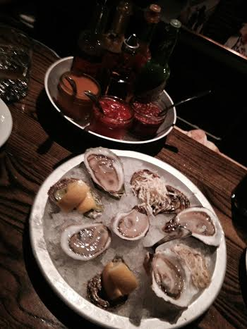 Oysters 3/$16