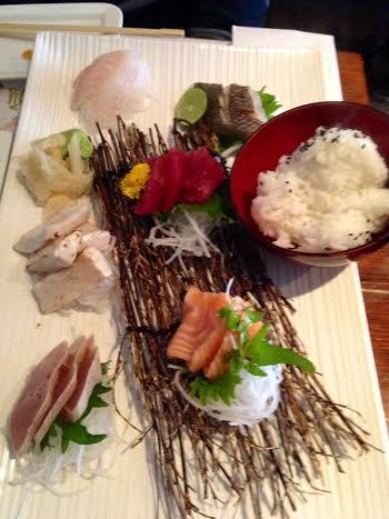 Sashimi 2 $25