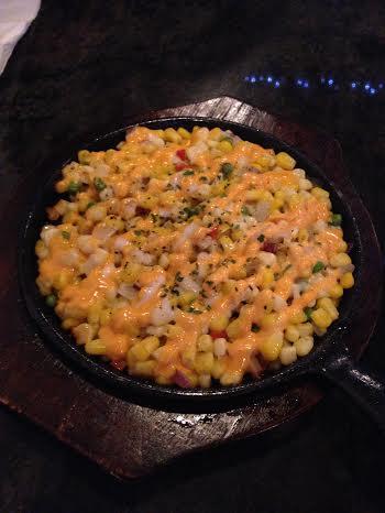Skillet Corn $5.99