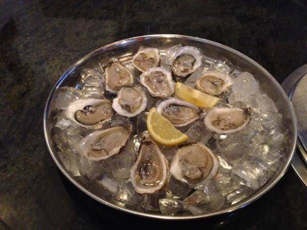 Wednesday Night Oysters  12/$12