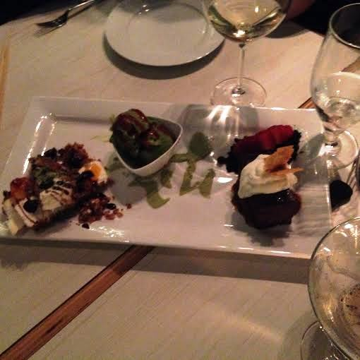 Basho Dessert Platter