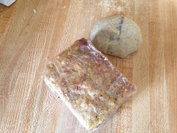 Date Square $2.75 and Shortbread Cookie $1.85