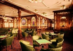 Titanic interior- 1912