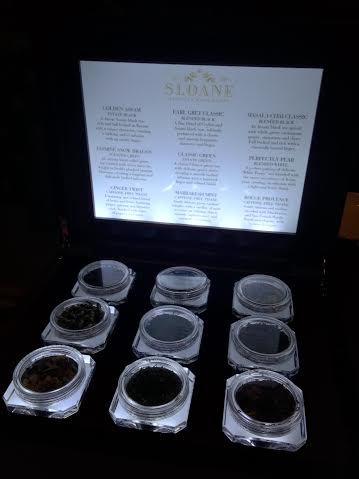 alo tea box