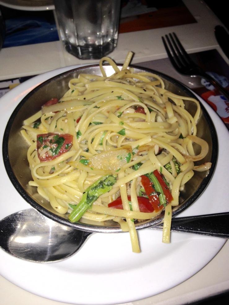five pasta