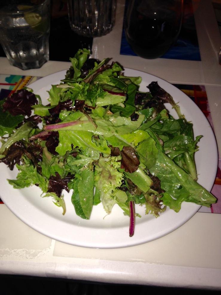 five salad