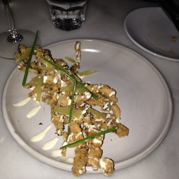 Kentucky Fried Squid ($14)