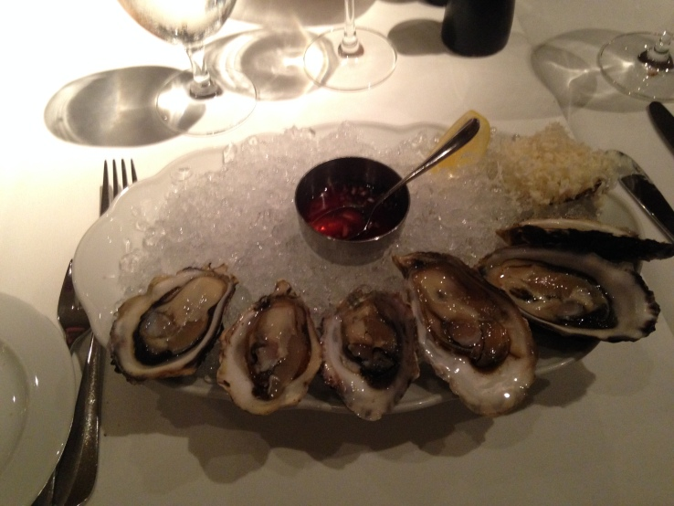 araxi oysters
