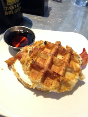Taste of Belgium McWaffle $8