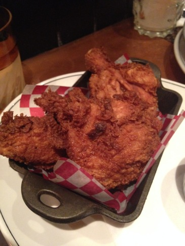Fried Chicken $14