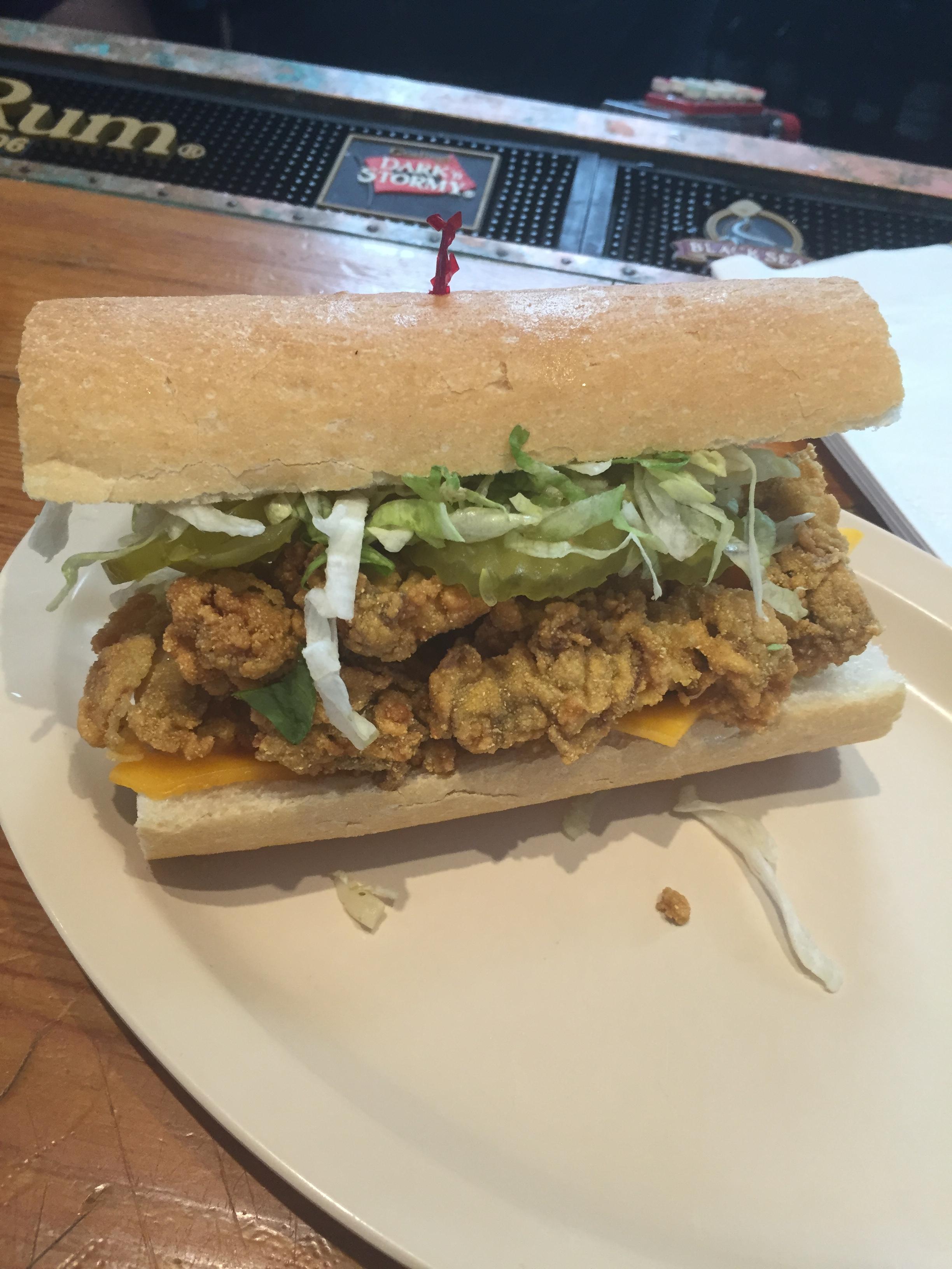 mahonys sandwich