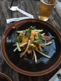 The Mopho Som Tam Salad $9