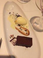 Chocolate Pave $9
