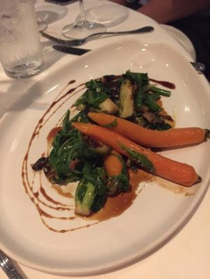 Chef's Choice Vegetarian Dish