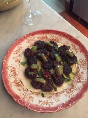 Cured Eggplant and House Yoghurt $12