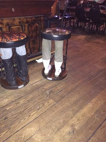 Bar Legs Stools