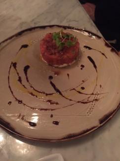 Tomato Tartare $15
