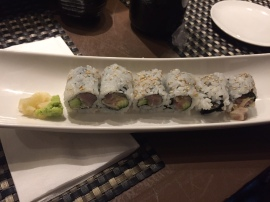 Spicy Tuna Roll $8