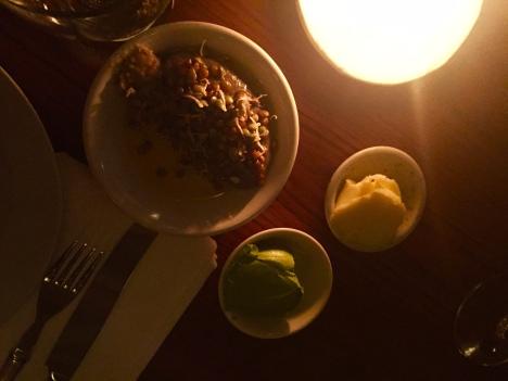 Butter and Lentil \dip