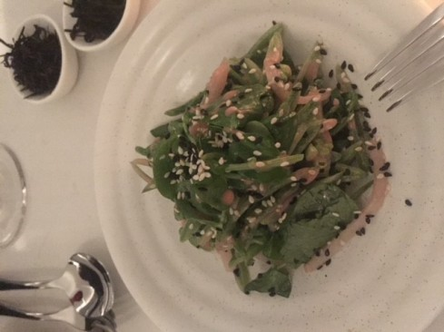 Snap Pea Salad $14