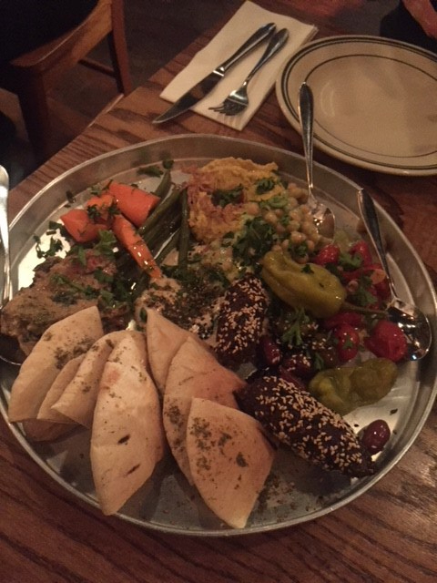 fat pasha platter